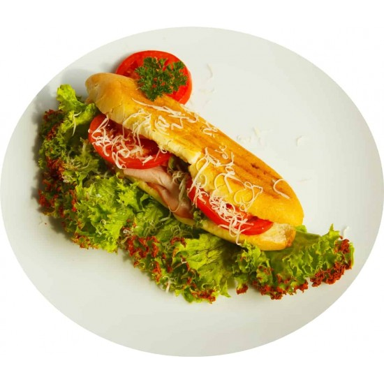 Sandwich cu muschi file