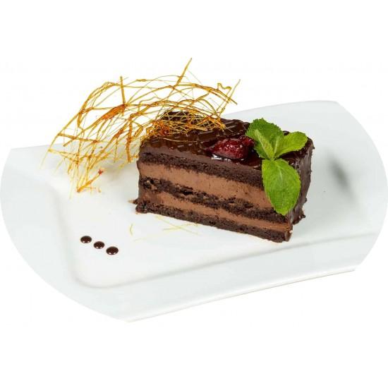 Tort de ciocolata cu mousse de ciocolată